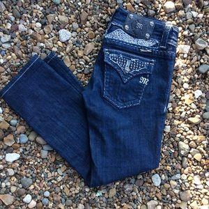 Miss Me capris jeans